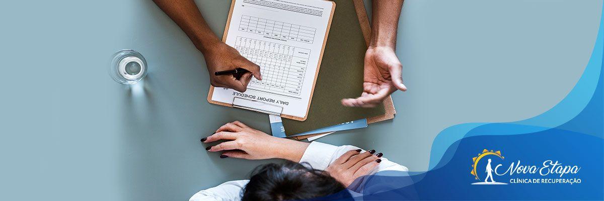 Passos para ajudar o dependente químico na recuperação