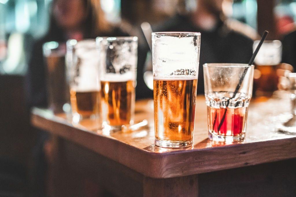 O consumo de álcool no Brasil
